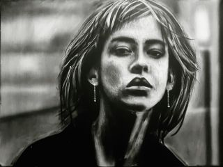 art artwork painting portrait realism
