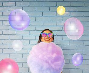 interesting grimeart bubles wapbubblegum