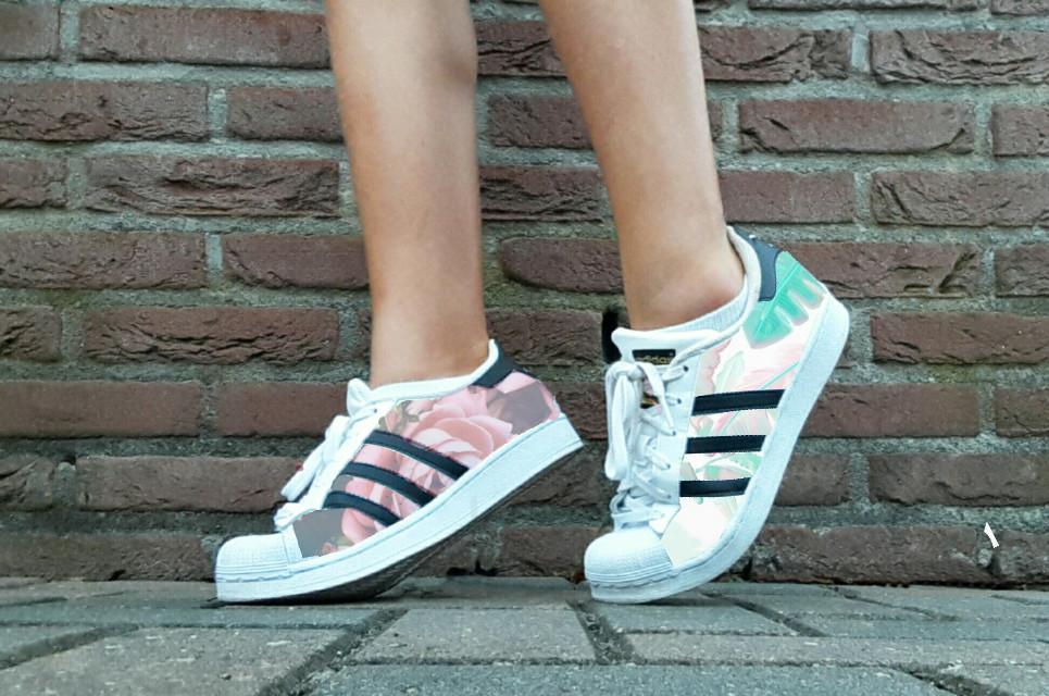 #FreeToEdit #Adidas #superstars