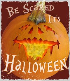 freetoedit halloween scary scared pumpkin