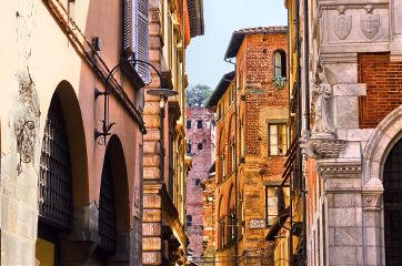 italy italia lucca city urban