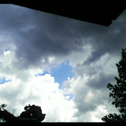 wppsky sky clouds vanishpoint nature