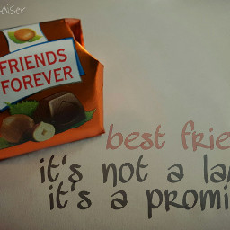 friendship friendsforever textart notfreetoedit ferero