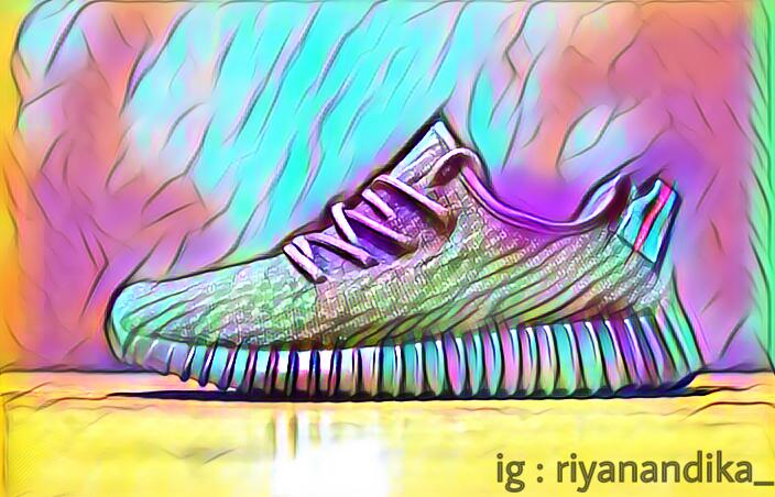 Yezzy 350 rainbow  #adidas #yezzyboost