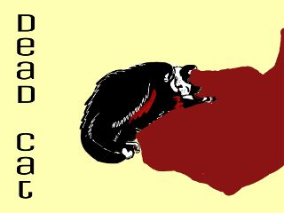 freetoedit dead cat vampcat vampire
