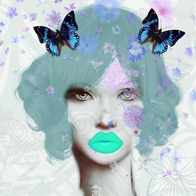 #FreeToEdit #my edit #clipart #papillon #fx effect