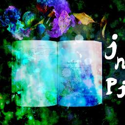 FreeToEdit inspire paint smoke reading