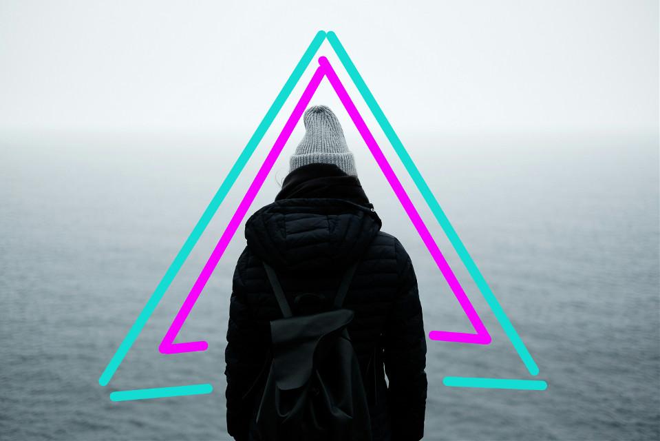#FreeToEdit  #sea  #beach  #abstract  #picsart #remix