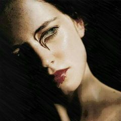 evagreen sexy vintage wapmelting beauty