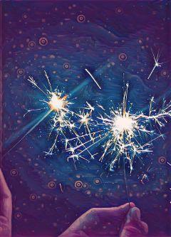 fireworks diwali sparkler magic light
