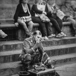 mime blackandwhite emotions people peoplephotography